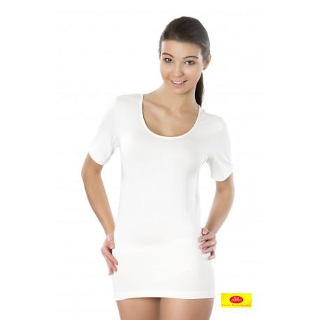 Camiseta Int. Mujer M/C C. Redondo