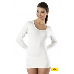 Camiseta Int. Mujer M/L  C. Redondo