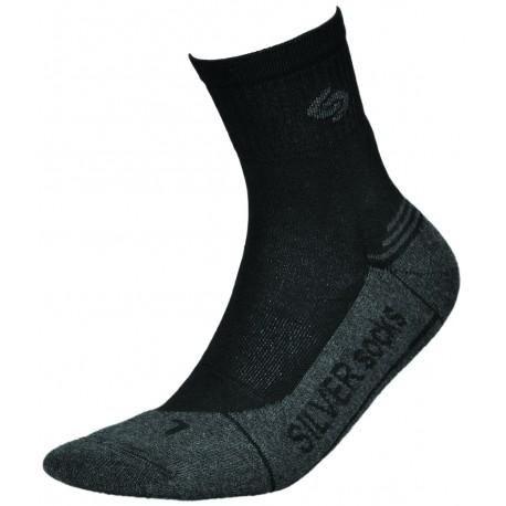 Calcetines deportivos con Plata