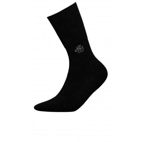 Calcetines Lana Merino Negro