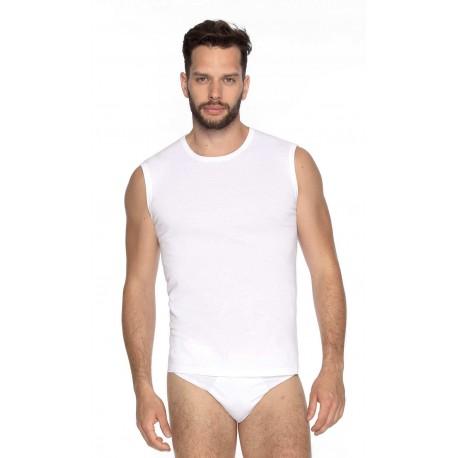 Camiseta Int. S.Mangas Hombre Algodon 100